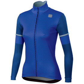 Sportful Cometa Thermal LS Jersey Women blue cosmic/twilight blue/ashl